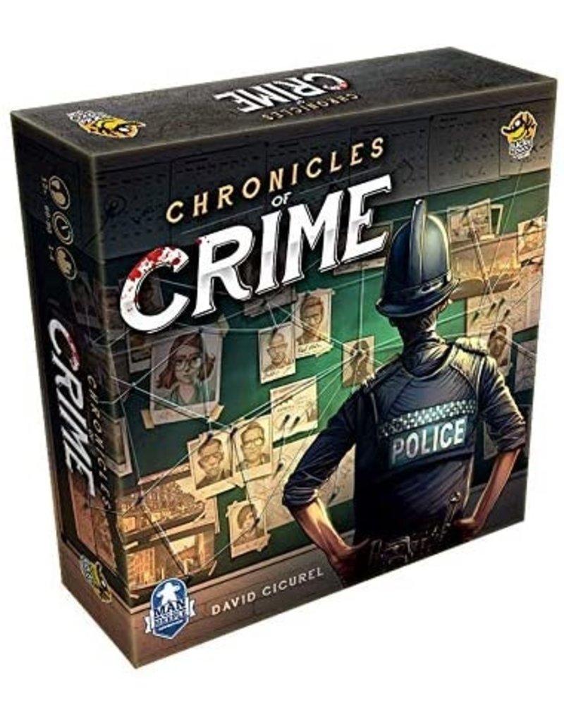 Lucky Duck Chronicles Of Crime (EN)