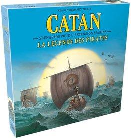 Kosmos Catan - La Légende des pirates