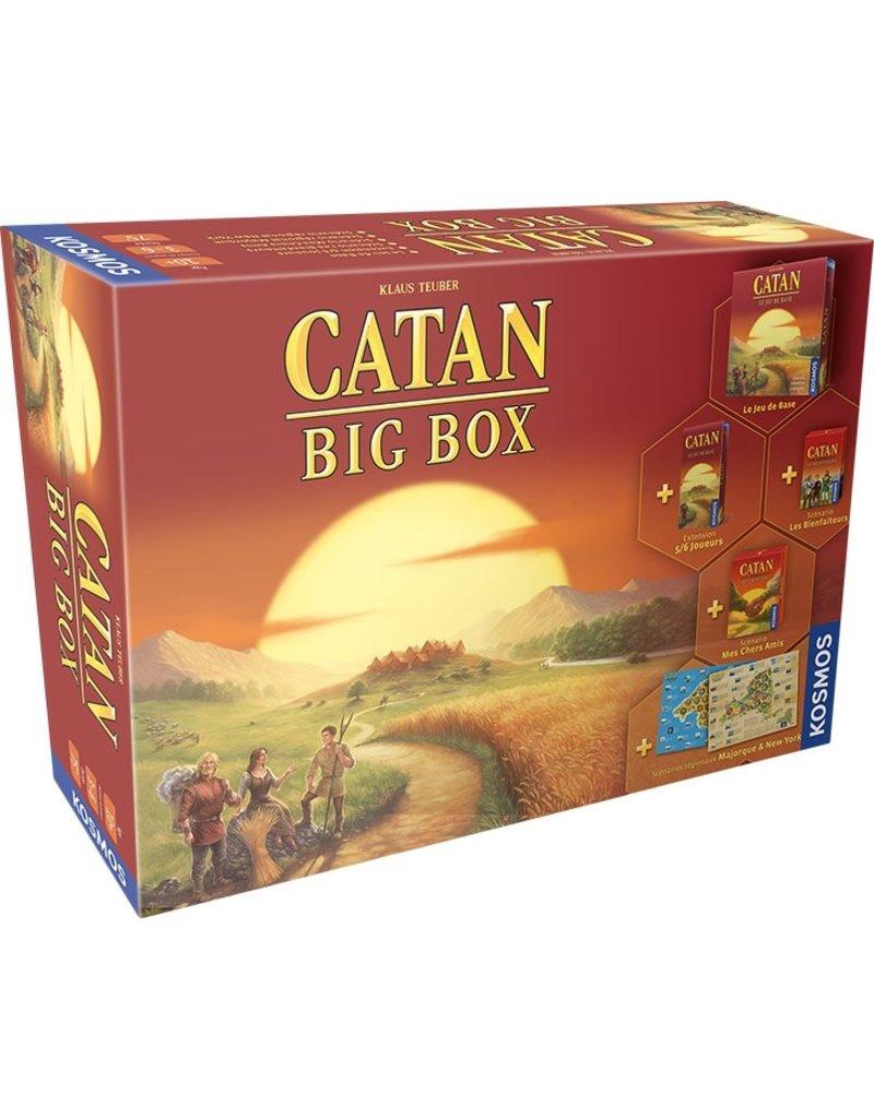 Kosmos Catan Big Box (FR)