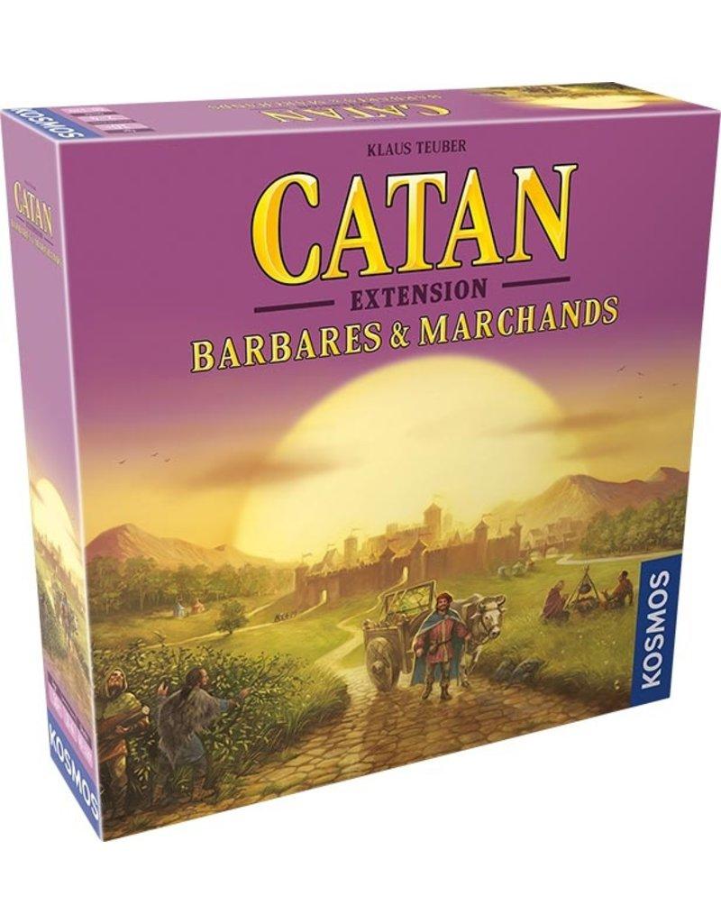Kosmos Catan - Barbares et Marchands (FR)