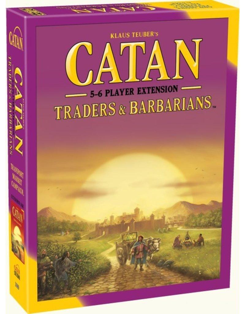 Catan studio Catan: Traders & Barbarians 5-6 players (EN)