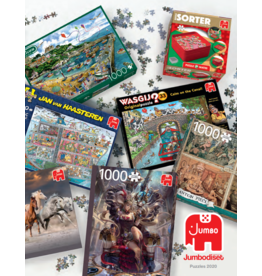 Jumbo Catalogue de puzzles Jumbo 2020