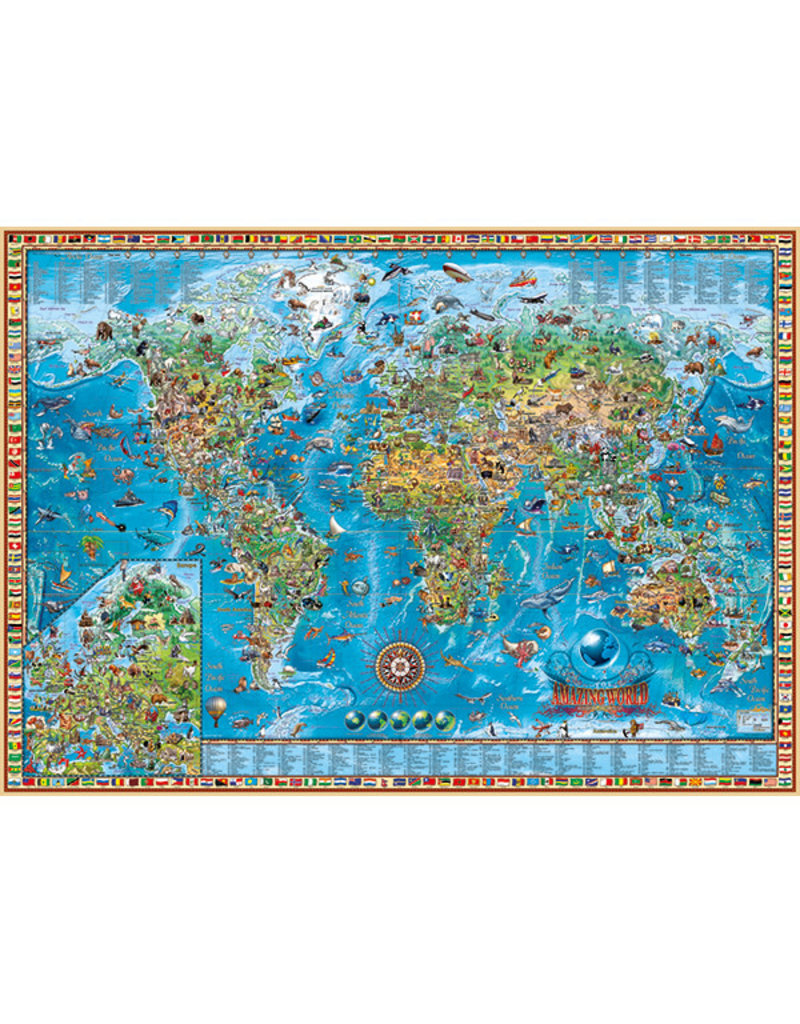 Heye 2000mcx Amazing World