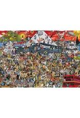 Heye Puzzle, 2000mcx British Music History, Mishmash