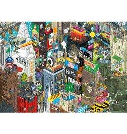 Heye 1000mcx New York Quest