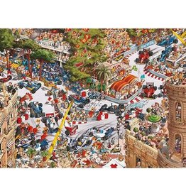 Heye Puzzle 1500mcx, Monaco Classics, Loup