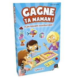 Gigamic Katamino - Gagne ta maman