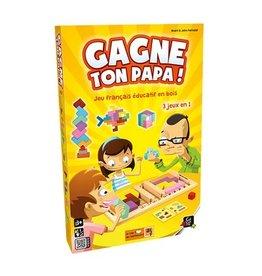 Gigamic Katamino - Gagne ton papa (FR)