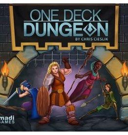 Asmadi Games One Deck Dungeon (FR)