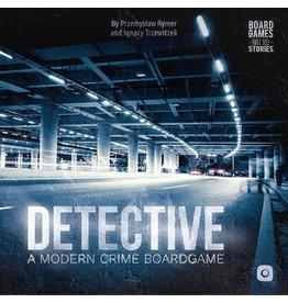 Portal Games Detective: a Modern Crime Game (EN)