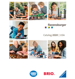 Ravensburger Ravensburger 2020 Puzzle Catalogue