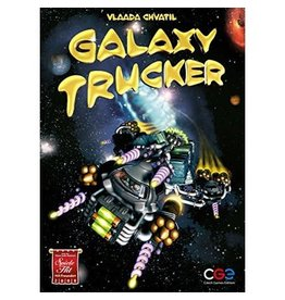 Czech Games Galaxy Trucker (EN)