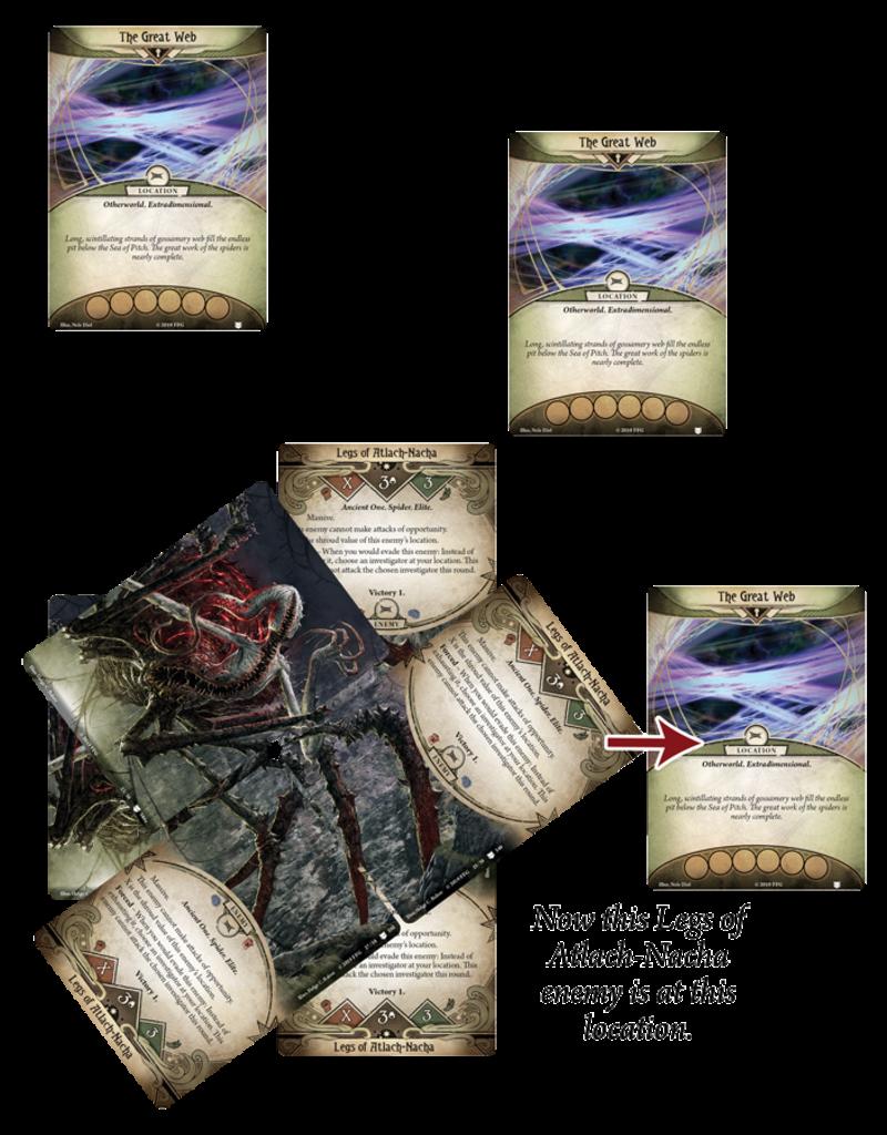 Fantasy Flight Games Arkham Horror LCG - Weaver Of The Cosmos (EN)