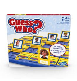 Hasbro Guess Who Qui est-ce? classique (FR/EN)