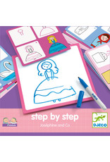 Djeco Eduludo / Step by step Joséphine (FR/EN)