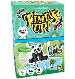 Repos production Time's Up Kids 2 (version Panda)