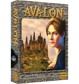 Edge THE RESISTANCE : AVALON