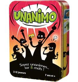 Cocktail games UNANIMO (NOUVELLE BOITE)
