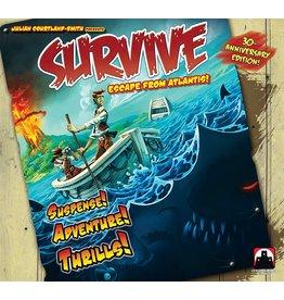 Stronghold Games jeu board game Survive Escape from Atlantis (EN)