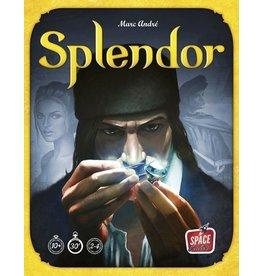 Space Cowboys Splendor (EN)