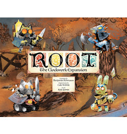 Leder Games Root: The Clockwork Expansion (EN)