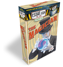 Spin Master Escape Room The Game: Refill Magician (EN)