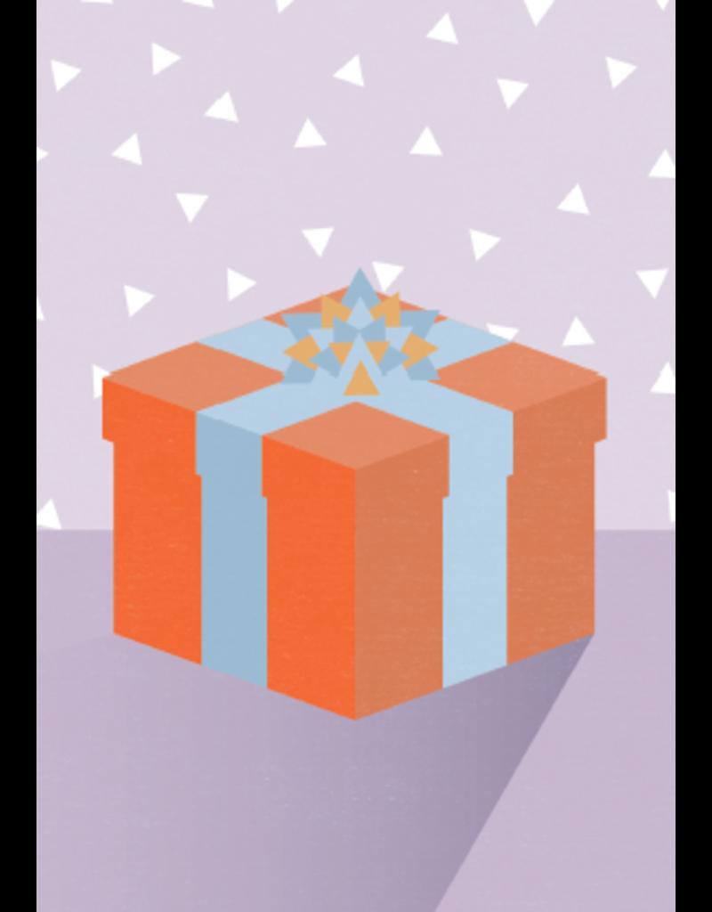 Pintxo édition Carte de souhait - Cadeau rouge