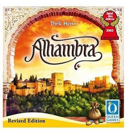 Queen Games Alhambra: revised Edition (EN)