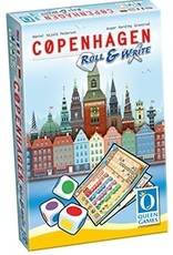 Queen Games Copenhagen: Roll & Write (EN)