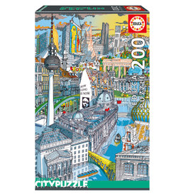 Educa Puzzle 200mcx, Berlin, City Puzzle