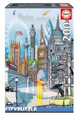 Educa Puzzle 200mcx, Londres, City Puzzle