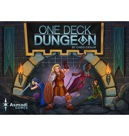 Asmadi Games One Deck Dungeon (EN)
