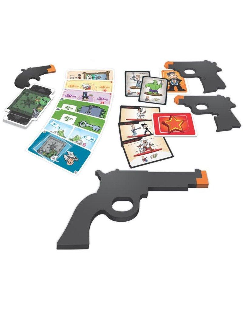 Repos production Cash'N Guns / More Cash More Guns (FR/EN)