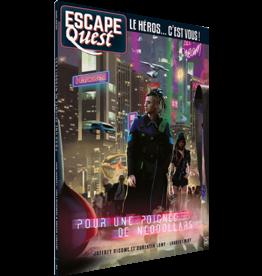 Don't Panic games Escape Quest 5: Pour une Poignée de Néodollars