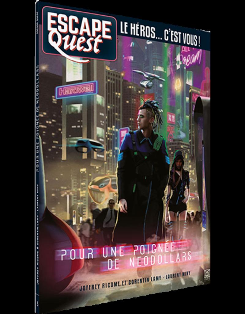 Don't Panic games Escape Quest 5: Pour une Poignée de Néodollars (FR)