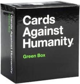 Cards against humanity Cards Against Humanity - Green (EN)