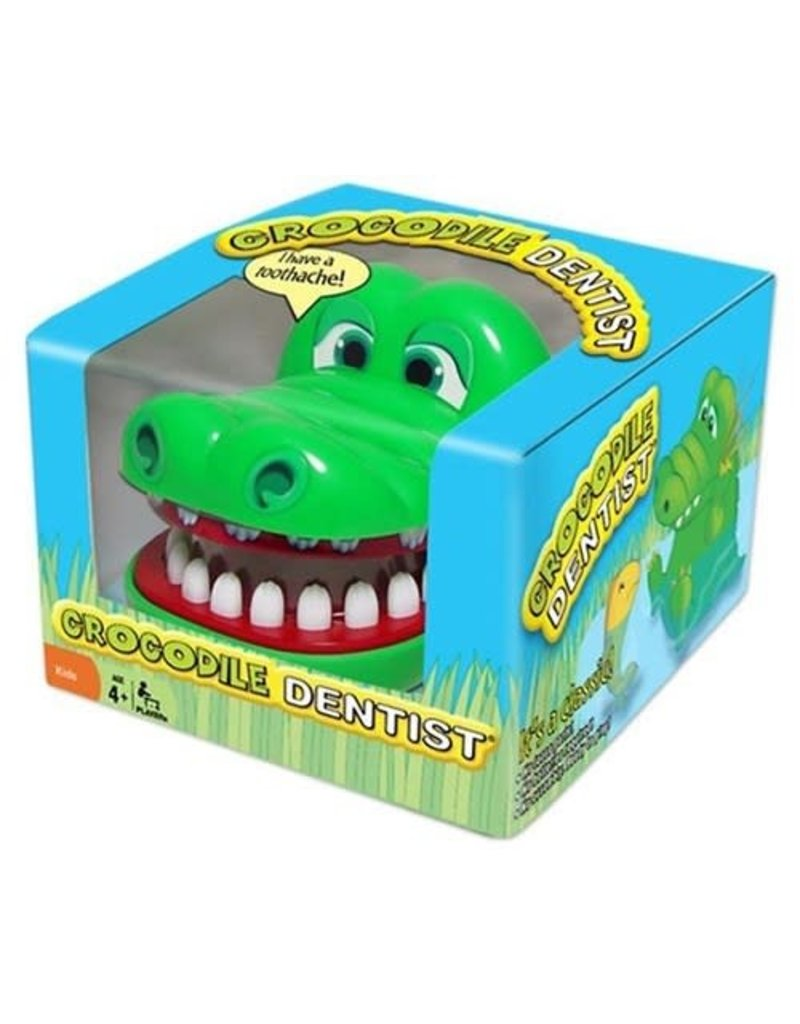 Winning Solutions Crocodile Dentist