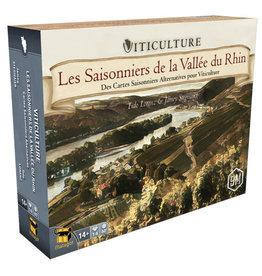 Matagot Viticulture/ Saisonniers de la Vallée du Rhin (FR)