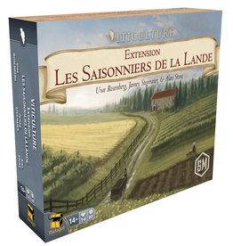 Matagot Viticulture/ Saisonniers de la Lande (FR)