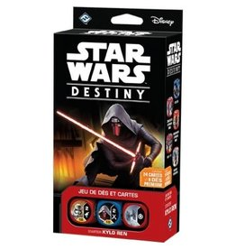 Fantasy Flight Games Star Wars Destiny: Starter Kylo Ren (FR)