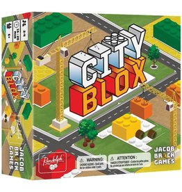 Jacob's brick games City Blox (FR/EN)