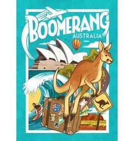 Matagot Boomerang - Australia (FR/EN)