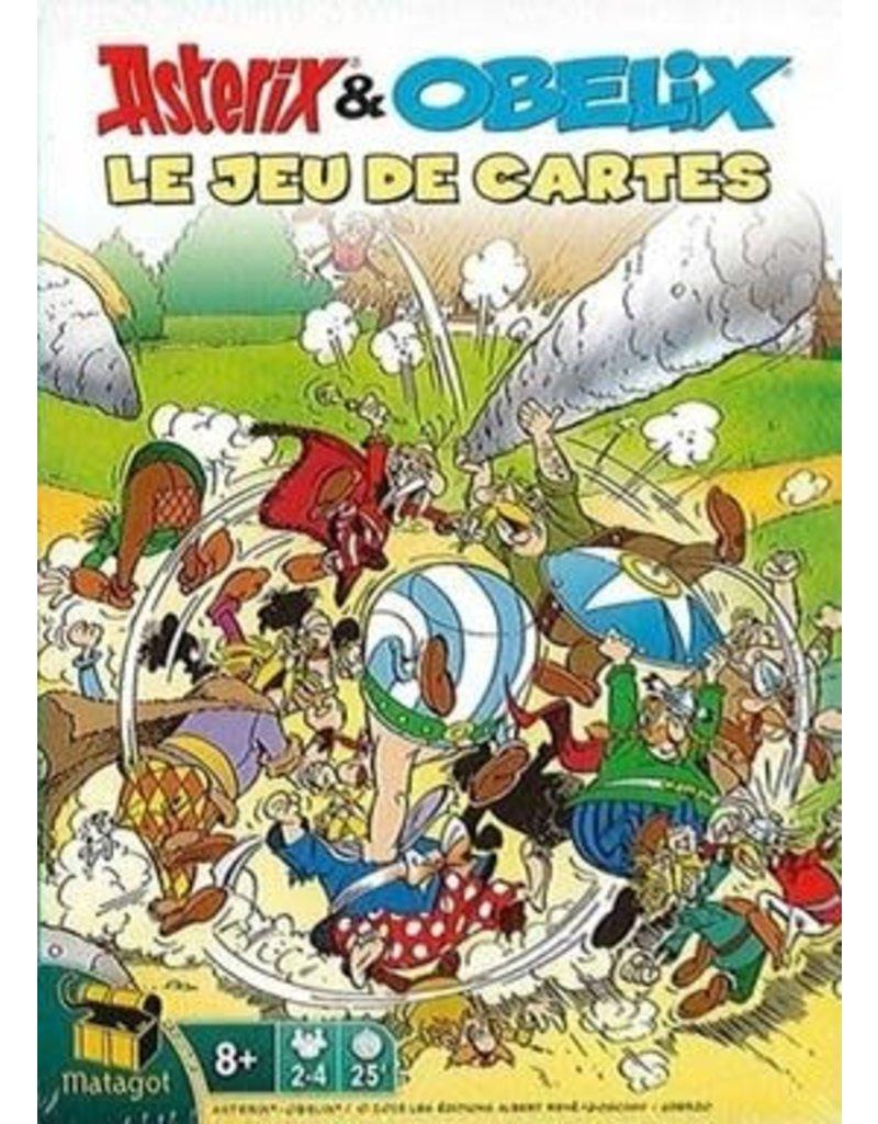Matagot Asterix et Obelix - Le jeu de cartes (FR)