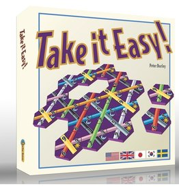 Eagle-Gryphon Games Take It Easy (EN)