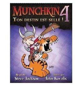 Edge Munchkin 4 - ton destin est sellé! (FR)