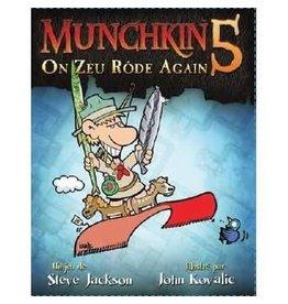 Edge Munchkin 5 - on zeu rôde again (FR)
