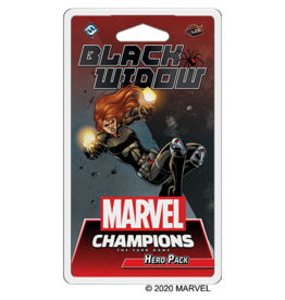 Fantasy Flight Games Marvel Champions LCG - Black Widow (EN)