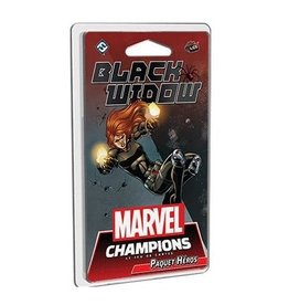 Fantasy Flight Games Marvel Champions LCG - Black Widow (FR)
