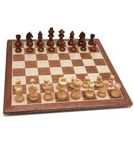 Wood Expressions Échec en bois - Chess Staunton 15'' Wood