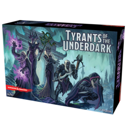GaleForce nine D&D Tyrants of the Underdark (EN)
